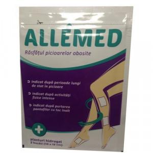 Allemed - Plasturi Hidrogel - 2 buc