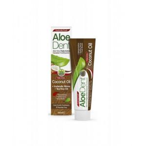 AloeDent Pasta de dinti cu Cocos - 100 ml