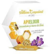 Apielixir Fiole 15 x 10 ml