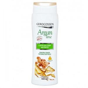 Argan Line Lapte de corp nutritiv - 400 ml