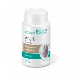 Argila 700 mg - 30 cps
