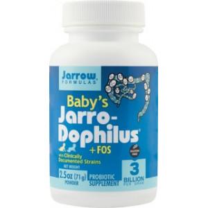 Baby's Jarro-Dophilus + FOS, GOS - 71g pudra - Jarrow Formulas