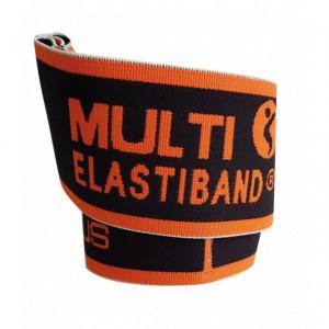 Banda elastica rezistenta, multielastiband, 30 kg, Sveltus