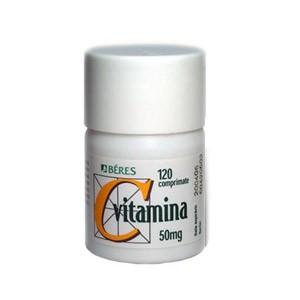 Beres Vitamina C 50mg x 120cpr
