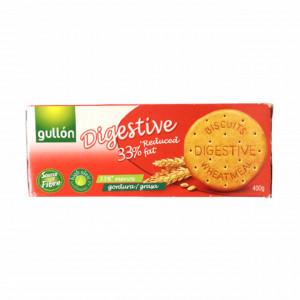 Biscuiti digestivi cu 33% grasimi reduse - 400 g