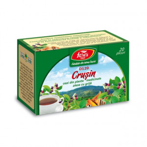 Ceai Crusin D120 - 20 pl Fares