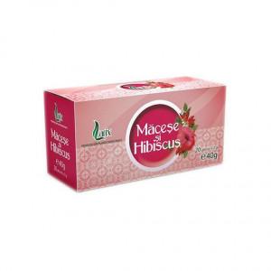 Ceai de macese cu hibiscus - 20 dz Larix