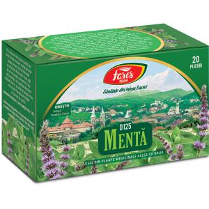 Ceai Menta F 20pl