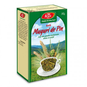 Ceai Muguri de Pin R45 - 50 gr Fares