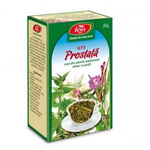 Ceai Prostata G73 - 50 gr Fares