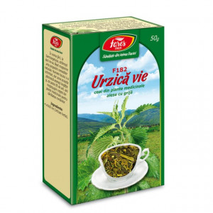 Ceai Urzica Vie - Iarba F182 - 50 gr Fares