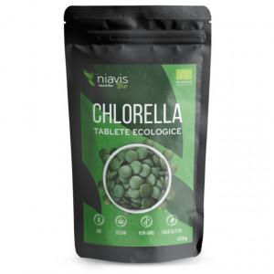 Chlorella Tablete Ecologice 125 g
