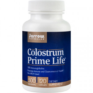 Colostrum Prime Life 400 mg - 120 cps