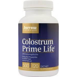Colostrum Prime Life 500mg - 120 capsule - Jarrow Formulas