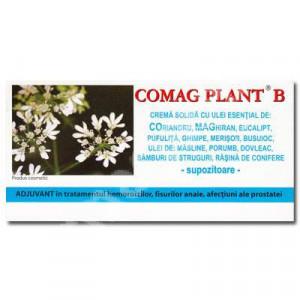 Comag Plant B Supozitoare 1.5 g - 10 buc