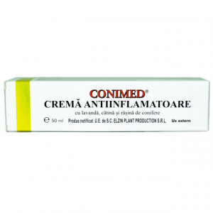 Conimed crema antiinflamatoare - 50 ml