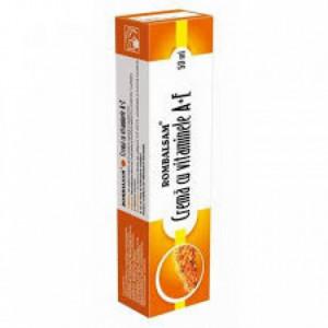 Crema Rombalsam cu Vitaminele A si E - 50 g