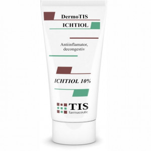 Dermo Tis (ung ichtiol 10%) x 25ml