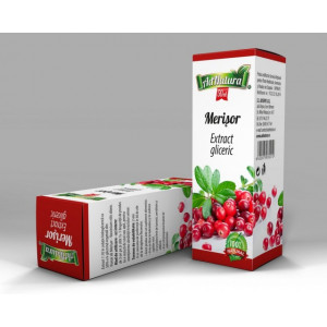 Extract Gliceric Merisor - 50 ml