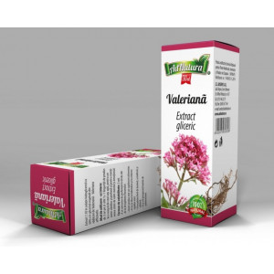 Extract Gliceric Valeriana - 50 ml