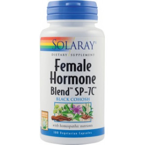 Female Hormone Blend - 100 capsule vegetale