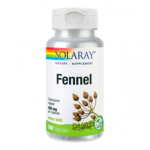 Fennel (Extract Fenicul) 450mg - 100 cps