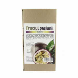 Fructul pasiunii pulbere - 200 g