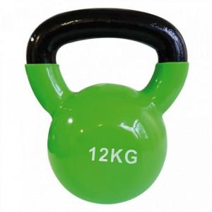 Gantera kettlebell verde 12 kg SVELTUS