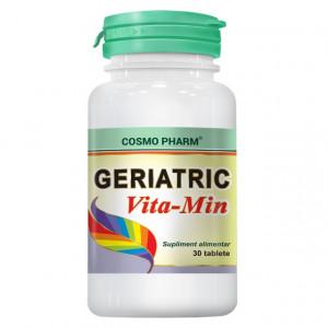 Geriatric Vita-Min - 30 cpr