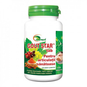 Gout Star - 100 cps