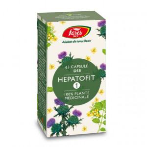 Hepatofit 1, D58 - 63 cps Fares