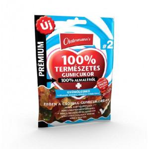 Jeleu din suc de mar 100% fara gluten - Mix Fructe - 80 g