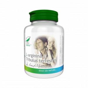 L-arginina si Tribulus Terrestris - 150 cps