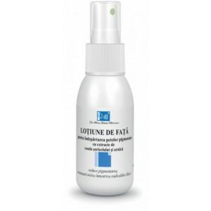 Lotiune de fata pentru indepartarea petelor pigmentate - 50 ml