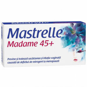 Mastrelle Madame 45+ Gel vaginal - 45 gr