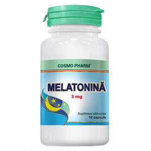 Melatonina - 10 cps