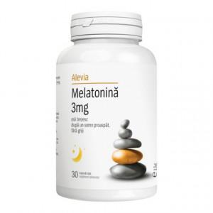 Melatonina 3 mg - 30 cps moi