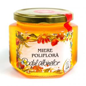 "Miere poliflora ""Rodul albinelor"" - 500 g"