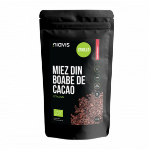 Miez Boabe Cacao Ecologice 125 g