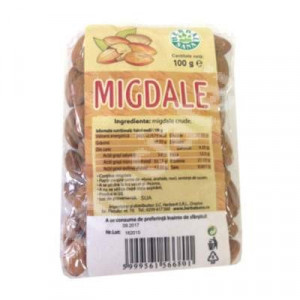 Migdale crude - 100g Herbalsana