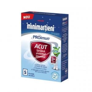 Minimartieni PROimun Acut - 5 plicuri