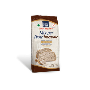 Mix Paine integrala - 1 Kg - NutriFree