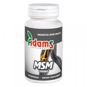 MSM 1000 mg - 30 cps