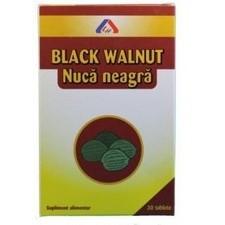 Nuca neagra - 30 cps