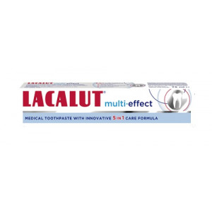 Pasta de dinti Lacalut Multi Effect - 75 ml