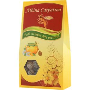 Perle cu miere mix pectoral - 100 g