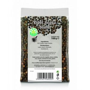 Piper negru boabe - 40 g Herbavit