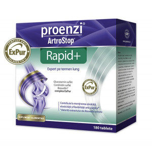 Proenzi - ArtroStop Rapid+ - 180 cps