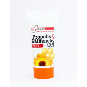 Propolis Galbenele Gel - 50 ml