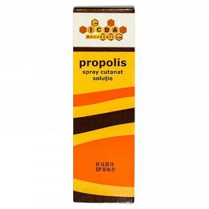 Propolis spray cutanat - 50 ml